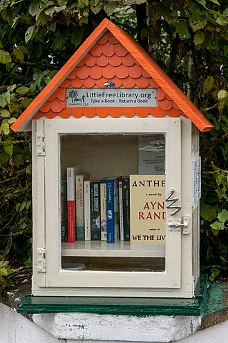 Little Free Library - A Little Free Library