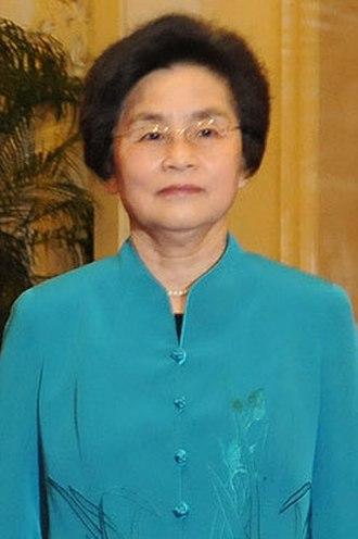 Liu Yongqing - Liu Yongqing in 2010