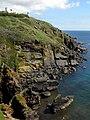 Lizard lighthouse cliffs (3820956771).jpg