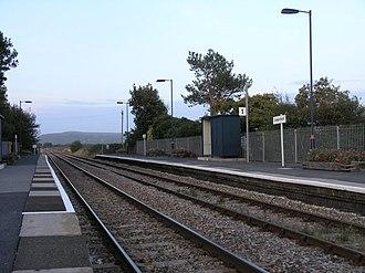 Llangennech - Llangennech Railway Station