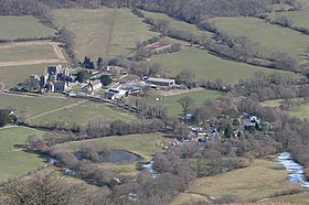Llanthony viewed from the west - geograph.org.uk - 133111.jpg