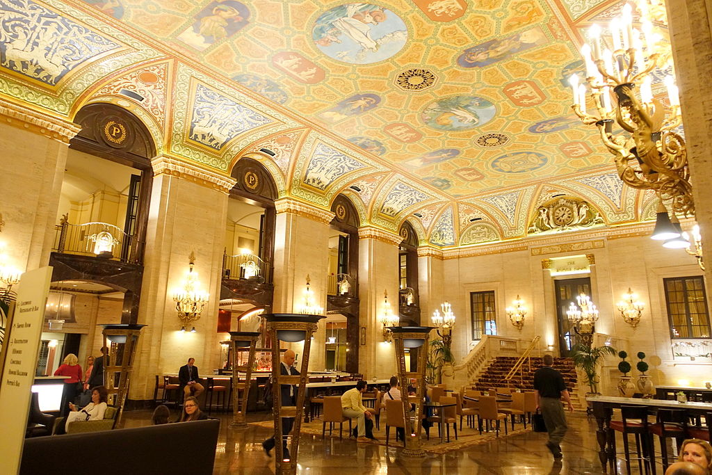 Palmer House Chicago Haunted Rooms