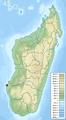 Locator map of Cap Morombe in Madagascar.png