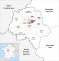 Locator map of Kanton Montlouis-sur-Loire 2018.png
