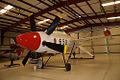 Lockheed XFV-1 Salmon BuNo 138657 LSideFront lowlight FLAirMuse 29Aug09 (14599635875).jpg