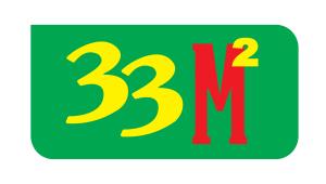 33m2 - Image: Logo 33m 2 1
