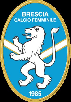 A.C.F. Brescia Calcio Femminile - Image: Logo Brescia Calcio Femminile