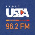 Logo Radio USTA 96.2 FM Azul.png