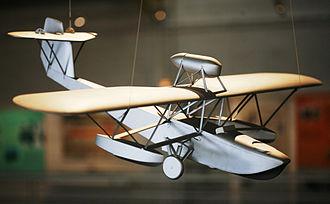 Loire Aviation - Wind tunnel model of the Loire 501