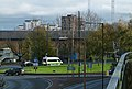 London-Woolwich, St Mary's Gardens viewing point 23.jpg