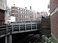 "London ""Overground"" tracks between Farringdon and Barbican stations - geograph.org.uk - 1127876.jpg"