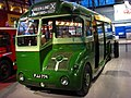 London Transport Museum coach Leyland TF77 Green Line.jpg