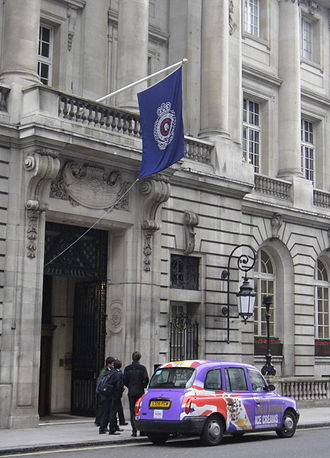 Sven Bylander - London Royal Automobile Club