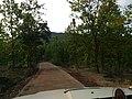 Long roads ..view from the runnig scorpio.jpg