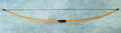 definition of longbow