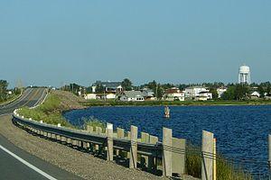Greenstone, Ontario - Image: Longlac ON 2