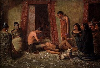 Tattooing in Olden Time