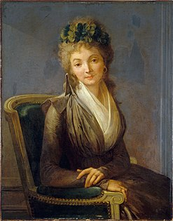 Lucile Desmoulins French revolutionary