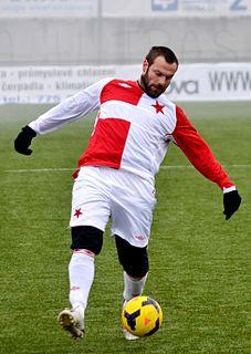 Lukáš Došek Czech soccer player, soccer representant and olympionic