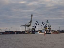 Port of Pori