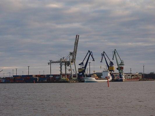 Port of Pori