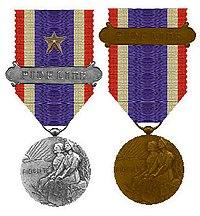 Médaille de la Fidélité tweemaal.jpg