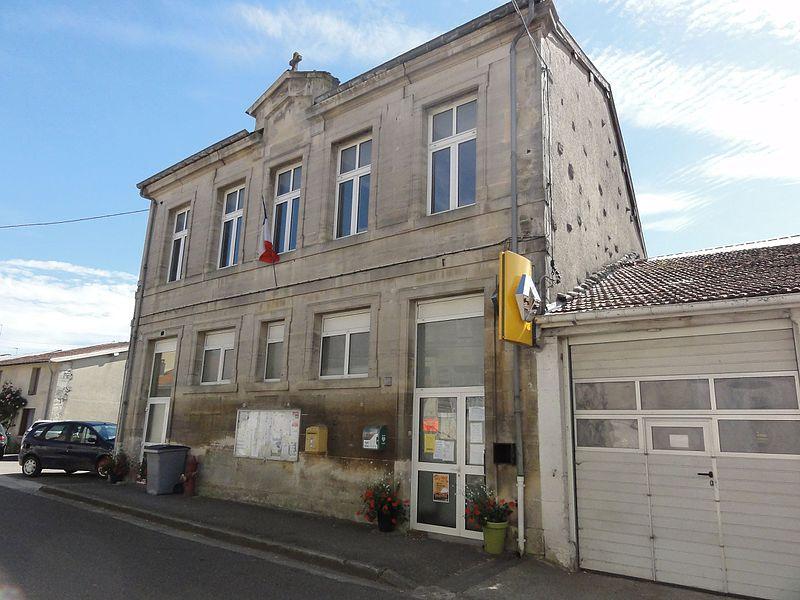 Ménil-sur-Saulx (Meuse) mairie