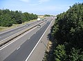 M11 from Junction 10, Duxford, Cambs - geograph.org.uk - 101777.jpg