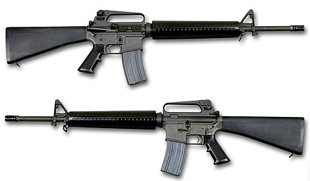 M16 rifle - Wikiwand