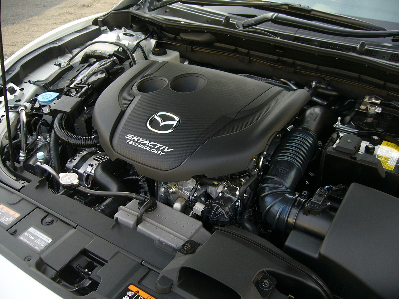 engine diagram 06 mazda 3