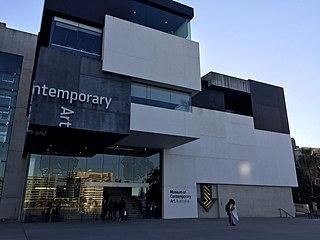 Museum of Contemporary Art Australia art museum in Sydney, Australia