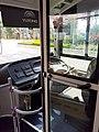 MC 澳門 Macau hotel shuttle 宇通客車 Yutong bus driver seat November 2019 SS2.jpg