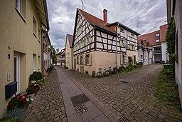 Dekaneigasse in Ettlingen