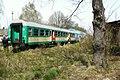 MOs810, WG 2015 16, Dolnoslaskie Zakamarki (train in Osiecznica Kliczkow).JPG