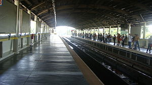 Magallanes MRT station - Magallanes Station