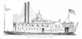 MSHWR - USA Hospital boat D. A. January steamer.png
