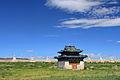 Mały budynek modlitewny w klasztorze Erdene Dzuu 01.jpg