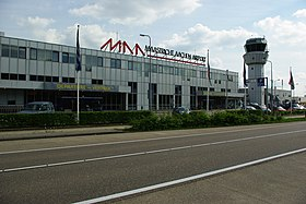 Image illustrative de l'article Aéroport Maastricht Aachen