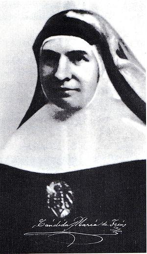 Cándida María de Jesús, Santa (1845-1912)