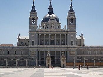 Madrid. Catedral de la Almudena 5