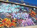 Madrid - Graffitis en Chamartín 04.jpg