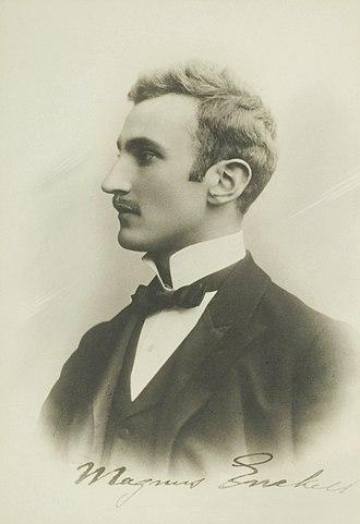 Magnus Enckell - Magnus Enckell