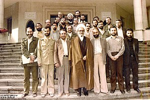 Interim Government of Iran (1981) - Interim cabinet of Mahdavi Kani
