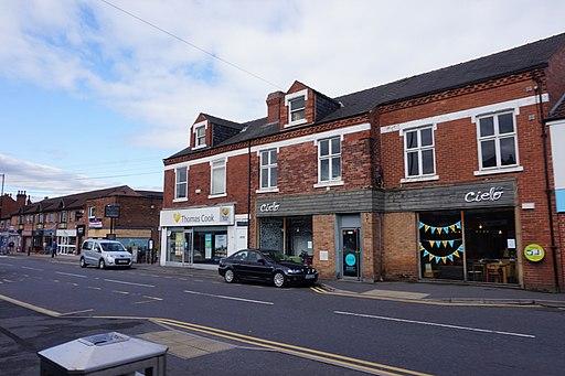 Main Street, Garforth (geograph 6175450)