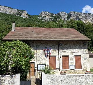 La Burbanche Commune in Auvergne-Rhône-Alpes, France