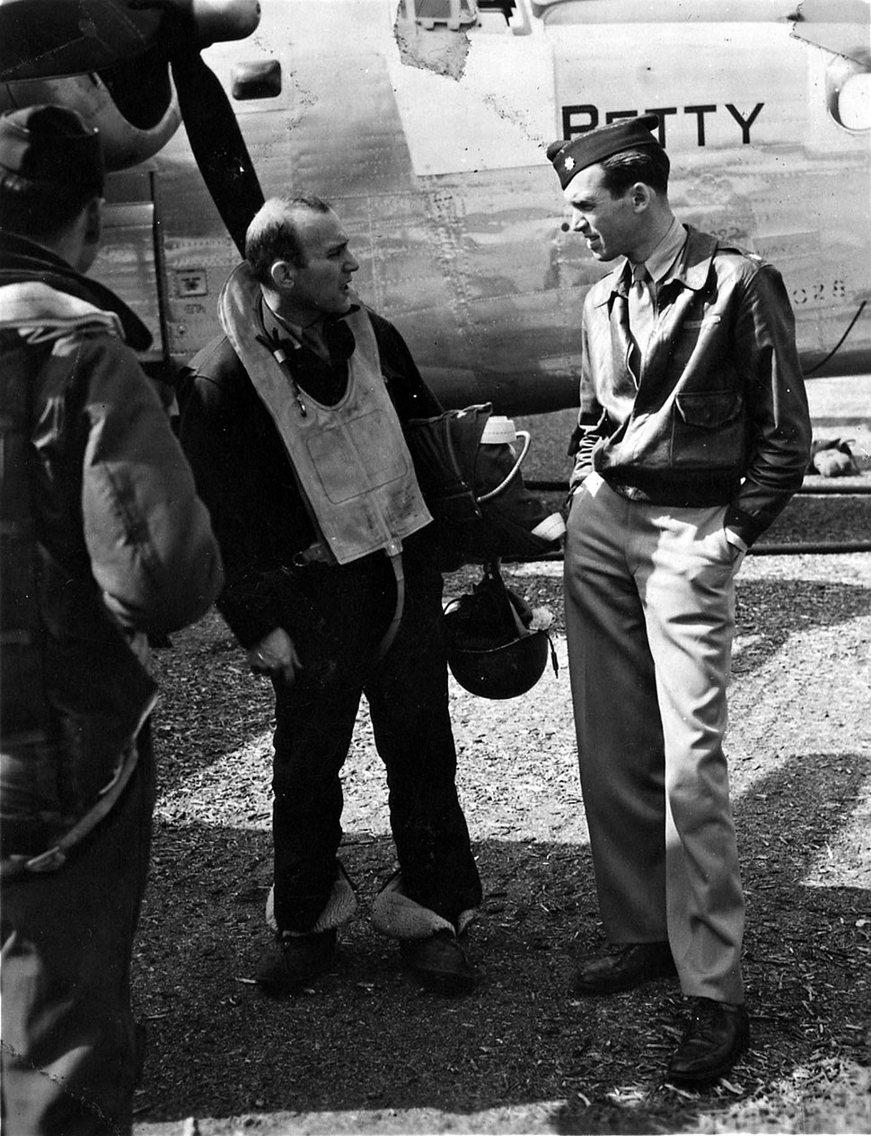 Maj. Jimmy Stewart