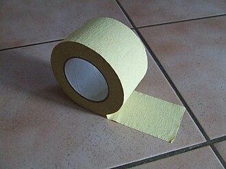 Masking tape - Masking tape