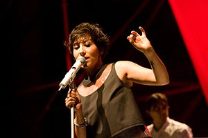 "Sanremo Music Festival 2010 - Malika Ayane was the winner of the Critics Award ""Mia Martini"" in the ""Big Artists"" section."