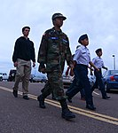 Malmstrom Air Force Base Civil Air Patrol Composite Squadron members practice marching.jpg