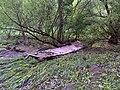 Malom-völgyi patak zöld jelzés hídja, Zebegény - panoramio (2).jpg
